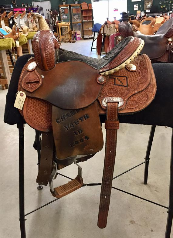 Used Saddles For Sale In Arkansas